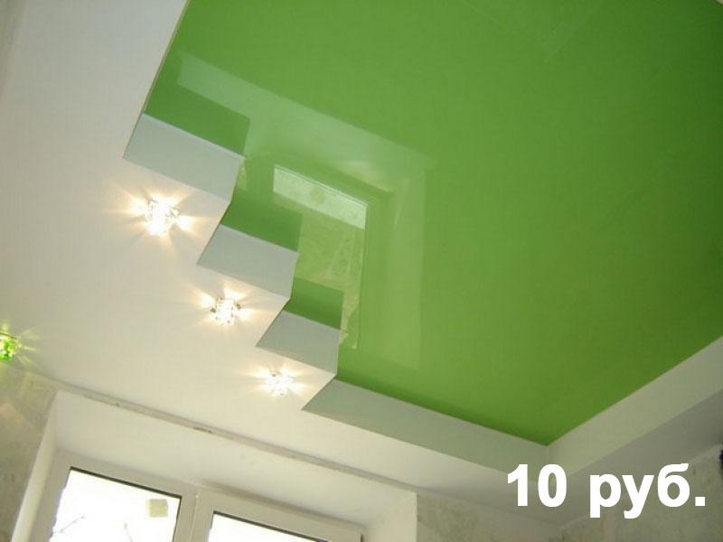 потолки глянцевые в гомеле