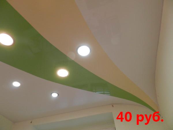 спаяные потолки в гомеле