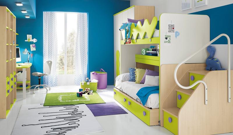 Дизайн комнаты для мальчика в Гомеле